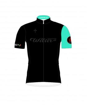 Wilier Cycling Club Jersey schwarz